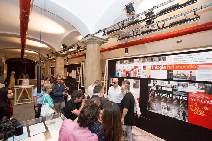 """""""1987-2017 Trenta anni uniti"""" Teatri Uniti in mostra a Napoli"""