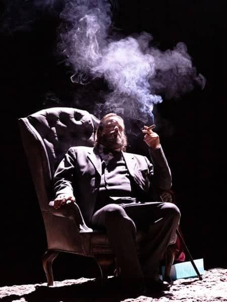 Churchill, a teatro a leggere il presente